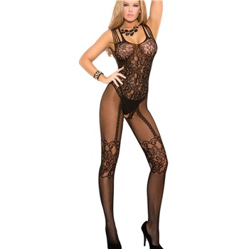 Houston Sexy Illusion Bodystocking
