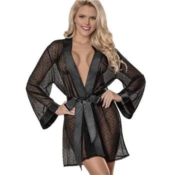 Lingerie Sleepwear Kimono Robe Great Falls