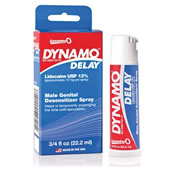 Review Male Enhancement - Dynamo Delay Spra -  Las Vegas