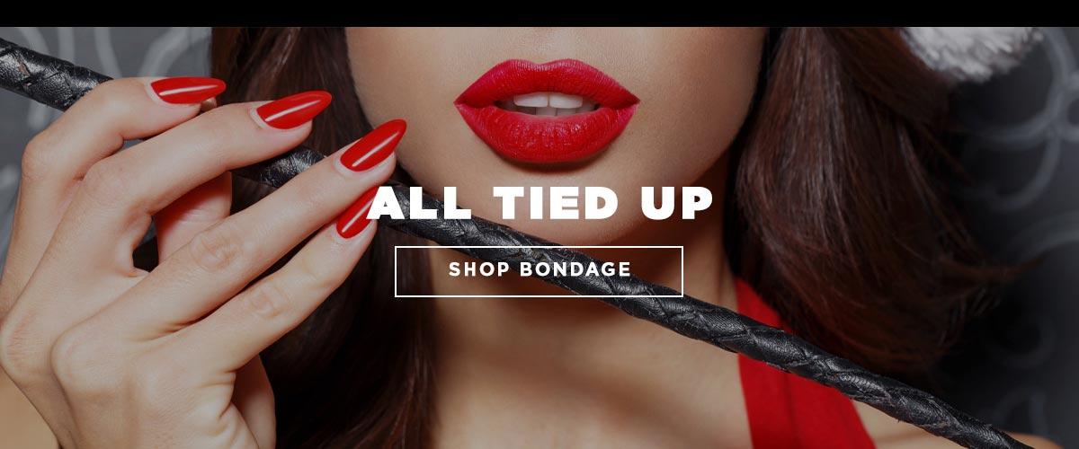 Adam & Eve Bondage Collection